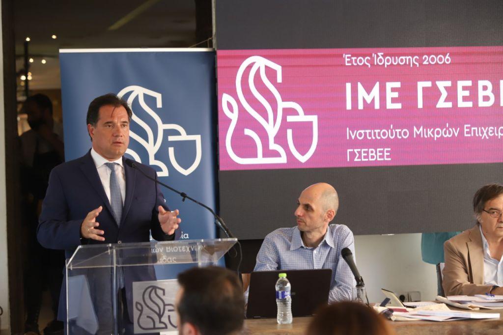 Γεωργιάδης : Να καταστεί η κρίση ευκαιρία για βελτίωση της ανταγωνιστικότητας της οικονομίας
