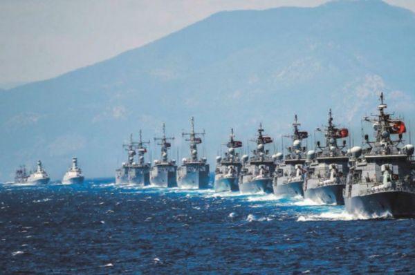 Τραβάει το σκοινί η Άγκυρα: «Βαφτίζει» τουρκική την περιοχή σε Καστελόριζο – Σε επιφυλακή οι ένοπλες δυνάμεις μας