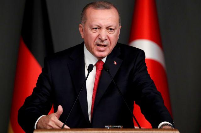 Εμπρηστικός Ερντογάν: Προχωράμε στις έρευνες – Δεν δεχόμαστε εγκλωβισμό στις τουρκικές ακτές