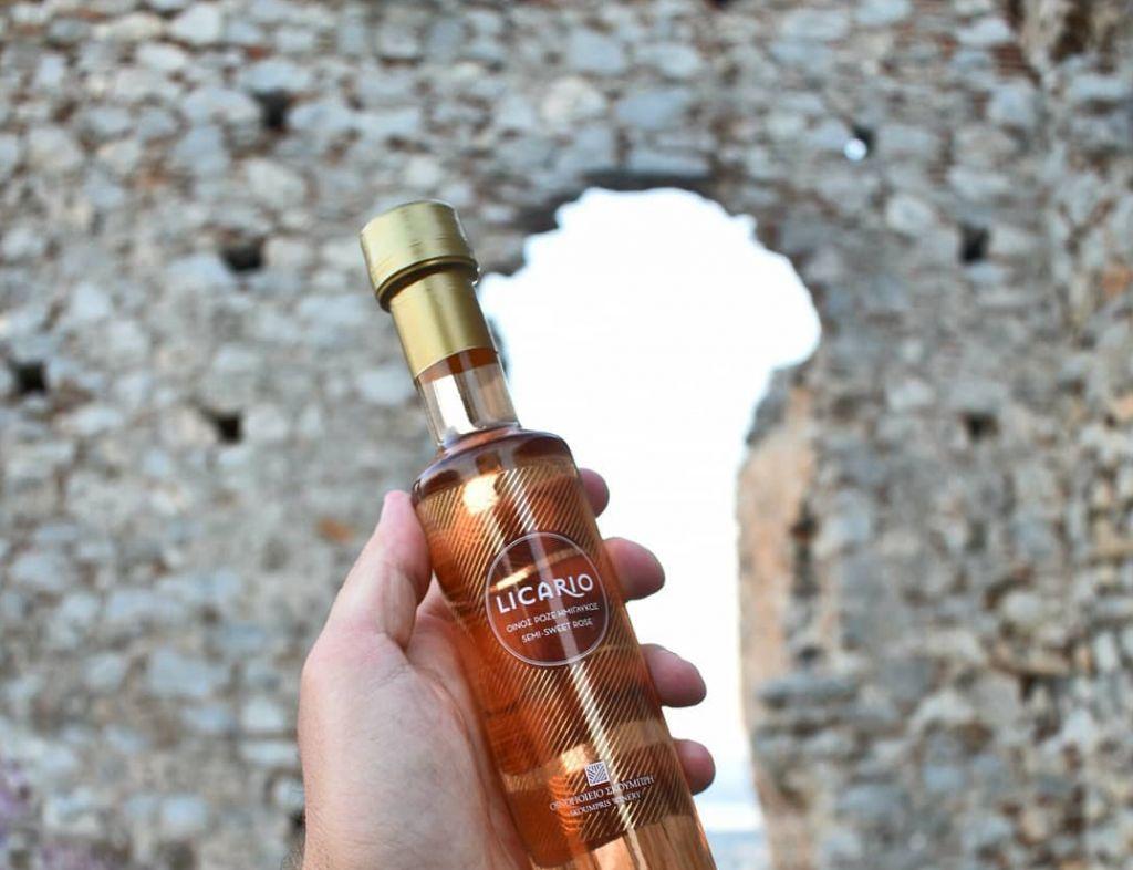 Το γλυκόπιοτο κρασί του ιππότη