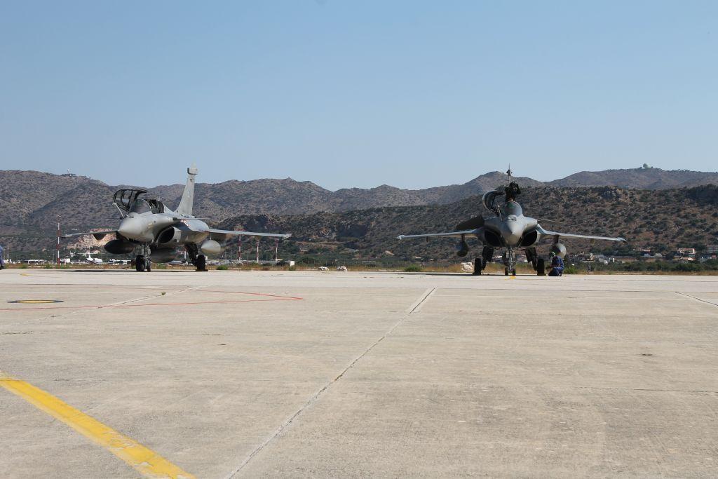 Γαλλικά «Ραφάλ» πέταξαν πάνω από την περιοχή της παράνομης τουρκικής NAVTEX