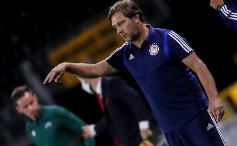 Μαρτίνς: «Έχουμε σοβαρές αμφιβολίες για το γκολ που δεν μέτρησε»