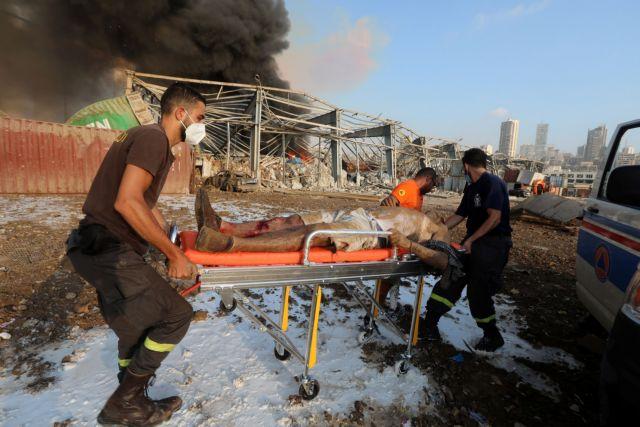 Βηρυτός : Πληροφορίες για μια Ελληνίδα νεκρή και δύο τραυματίες