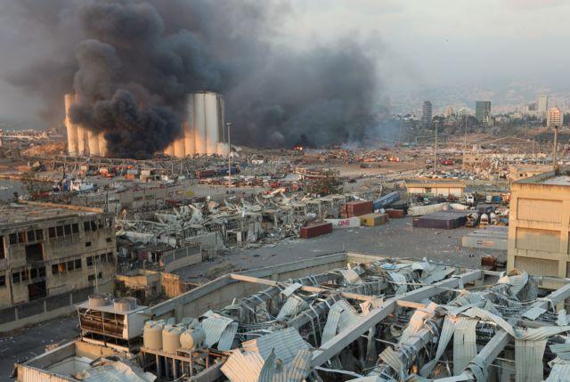 Βηρυτός : ΗΠΑ και ΕΕ παρακολουθούν στενά τις εξελίξεις, έτοιμες για αποστολή βοήθειας