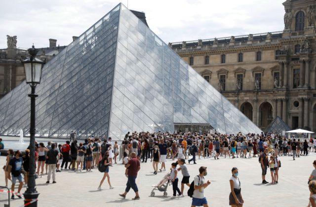 Κοροναϊός : Το Παρίσι γίνεται ξανά «κόκκινη» ζώνη με κυβερνητικό διάταγμα