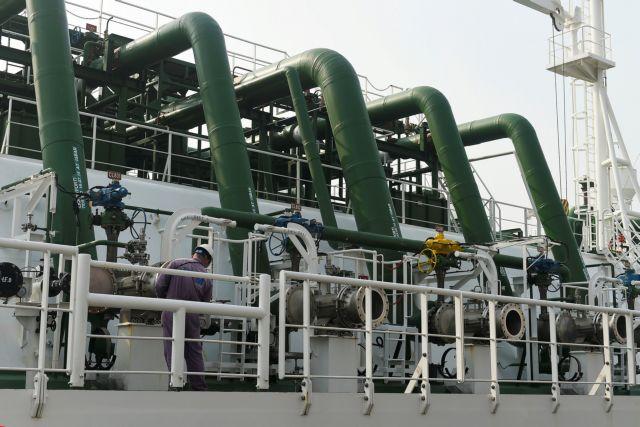 Μείωση της ζήτησης φυσικού αερίου λόγω πανδημίας, θετικές προοπτικές για LNG και υδρογόνο