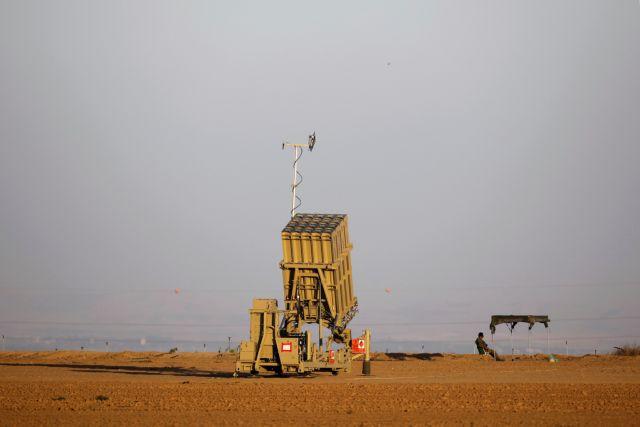 Προειδοποιητικές σειρήνες για πυραύλους ηχούν στο Ισραήλ