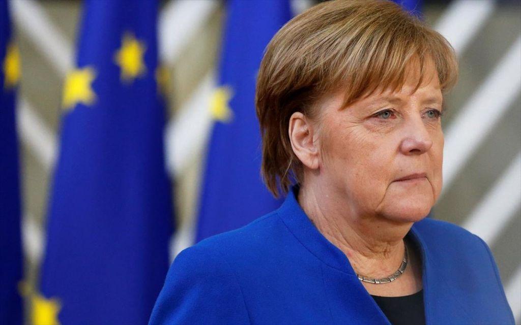 Μέρκελ : Η ΕΕ έχει υποχρέωση να στηρίξει την Ελλάδα