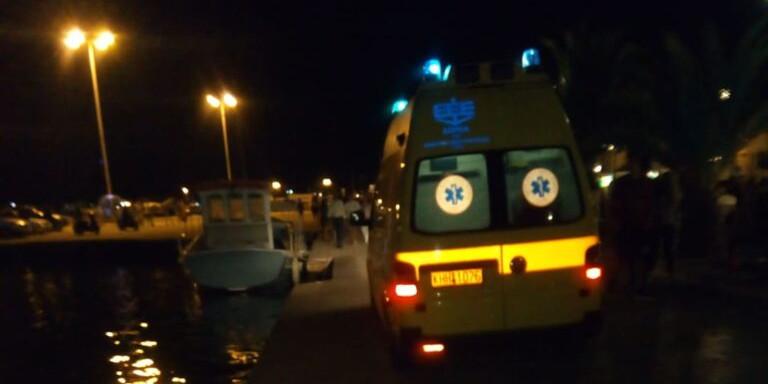 Ναύπλιο: Επιχειρηματίας έπεσε στη θάλασσα λόγω προστίμου για τον κοροναϊό – Η αντίδραση Χαρδαλιά