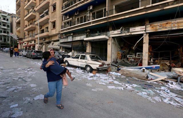 Πρόεδρος ελληνικής κοινότητας Βηρυτού στο in.gr: Δεν έμεινε τίποτα όρθιο σε αχτίνα 10 χιλιόμετρων – Ούτε σε ταινίες όσα ζήσαμε
