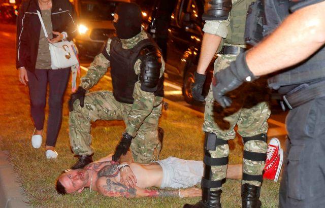 Λευκορωσία : Πεδίο μάχης το Μινσκ μετά τις εκλογές