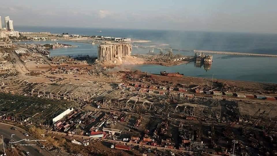 Κρανίου τόπος η Βηρυτός: Τεράστιες καταστροφές στην πόλη, 300 χιλιάδες άστεγοι