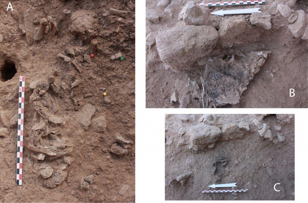 Ισραήλ : Ανακαλύφθηκαν τα αρχαιότερα ίχνη αποτέφρωσης νεκρού στη Μέση Ανατολή