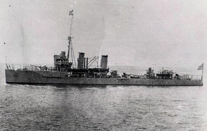 15/8/1940 : Ο τορπιλισμός της «Έλλης» στην Τήνο