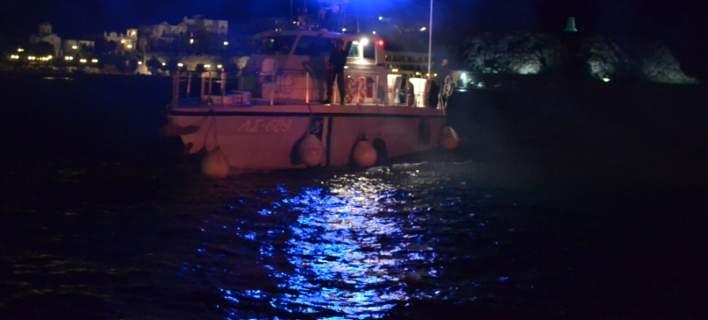 Τρεις τραυματίες σε σύγκρουση ταχυπλόων στη Φοινικούντα