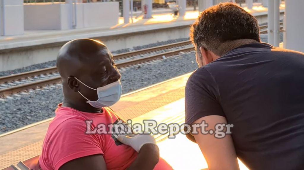 Απίστευτο περιστατικό : Επιχείρησαν να λιντσάρουν μετανάστη σε τρένο γιατί νόμιζαν ότι είχε κοροναϊό