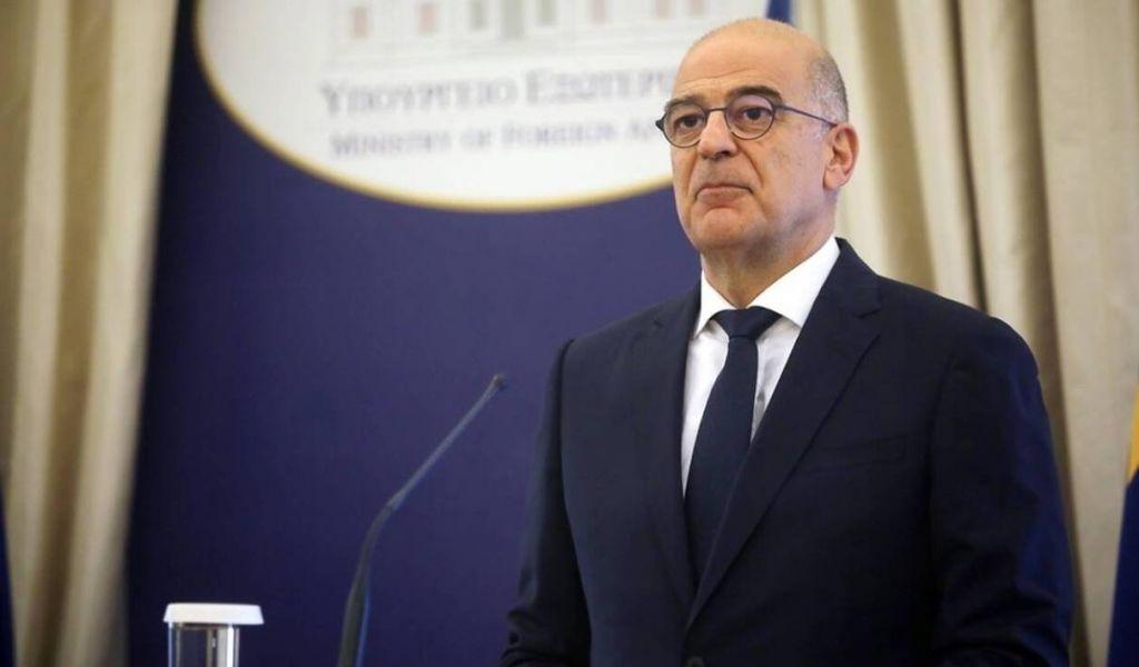 Δένδιας : Απόλυτη αναγκαιότητα οι ευρωπαϊκές κυρώσεις στην Τουρκία