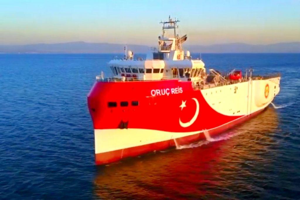 Επικοινωνία Μέρκελ με Ερντογάν εντός της ημέρας – Το χαβά της η Τουρκία με το Oruc Reis