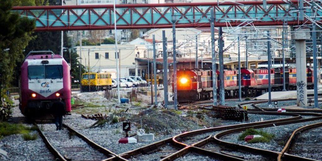 Πεζός παρασύρθηκε από τρένο στις Αχαρνές