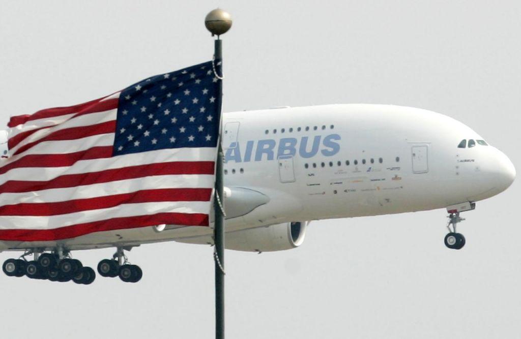 ΗΠΑ : Διατηρεί τους δασμούς σε Airbus και αγαθά – «Δεν συμμορφώθηκε η ΕΕ»