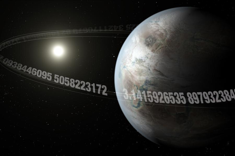 «π-Γη»: Ανακαλύφθηκε εξωπλανήτης με έτος διάρκειας 3,14 μέρες