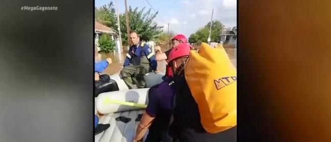 Ιανός : Καρέ – καρέ οι επιχειρήσεις διάσωσης στην Καρδίτσα