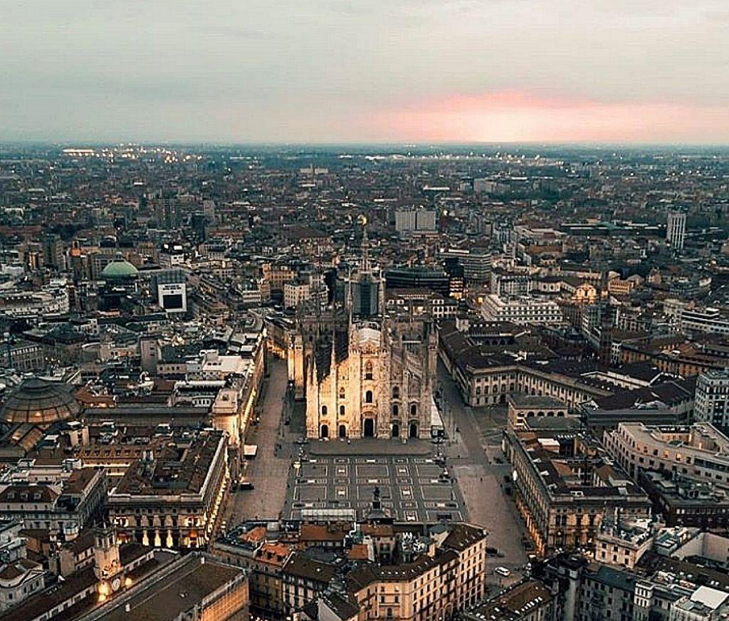 Mιλάνο : Αυτή είναι η πανέμορφη «πρωτεύουσα» της βόρειας Ιταλίας – Φωτογραφίες