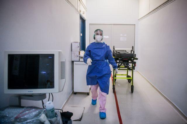 Κοροναϊός: Αυξάνονται ραγδαία οι διασωληνωμένοι – Γεμίζουν επικίνδυνα τα νοσοκομεία αναφοράς στην Αττική