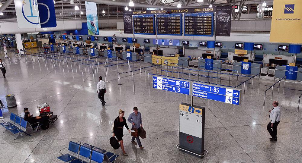 Αεροπορικές μεταφορές: «Κατρακύλησε» κατά 84,8% ο τζίρος το β' τρίμηνο