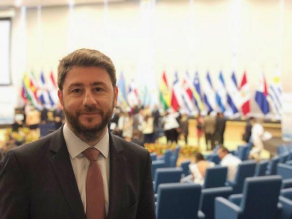 Υπερψηφίστηκε στην ΕΕ η εισήγηση Ανδρουλάκη για την Πολιτική Προστασία