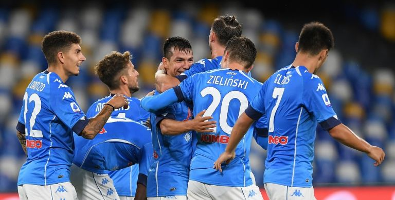 Serie A: Σάρωσε η Νάπολι, εύκολη νίκη η Μίλαν