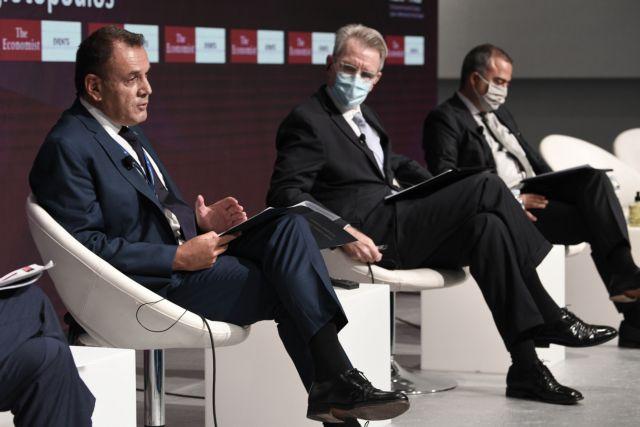 Παναγιωτόπουλος: Η συμπεριφορά της Τουρκίας αποσταθεροποιεί την Αν. Μεσόγειο