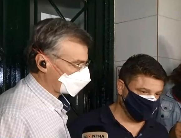 Οργή Τσιόδρα για τα κρούσματα στο γηροκομείο: Μάλλον από το προσωπικό η διασπορά – Η Αθήνα «δεν πάει καλά»