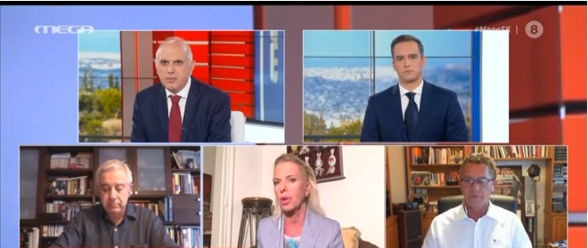 Η Ελλάδα απέναντι στην τουρκική προκλητικότητα: Τι λένε Βόζεμπεργκ, Αρβανίτης, Υφαντής στο MEGA
