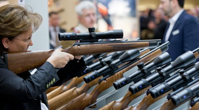 Γερμανία: Σε υψηλό επίπεδο οι εξαγωγές στρατιωτικού εξοπλισμού στην Τουρκία