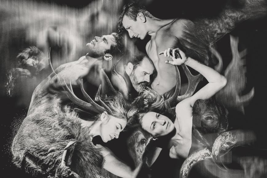 «Φαίδρα» από τον Δημήτρη Καραντζά στο θέατρο Προσκήνιο