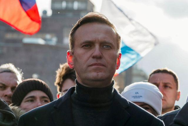 Υπόθεση Ναβάλνι: Σχεδόν βέβαιη η Βρετανία ότι δηλητηριάστηκε από ρωσικές μυστικές υπηρεσίες