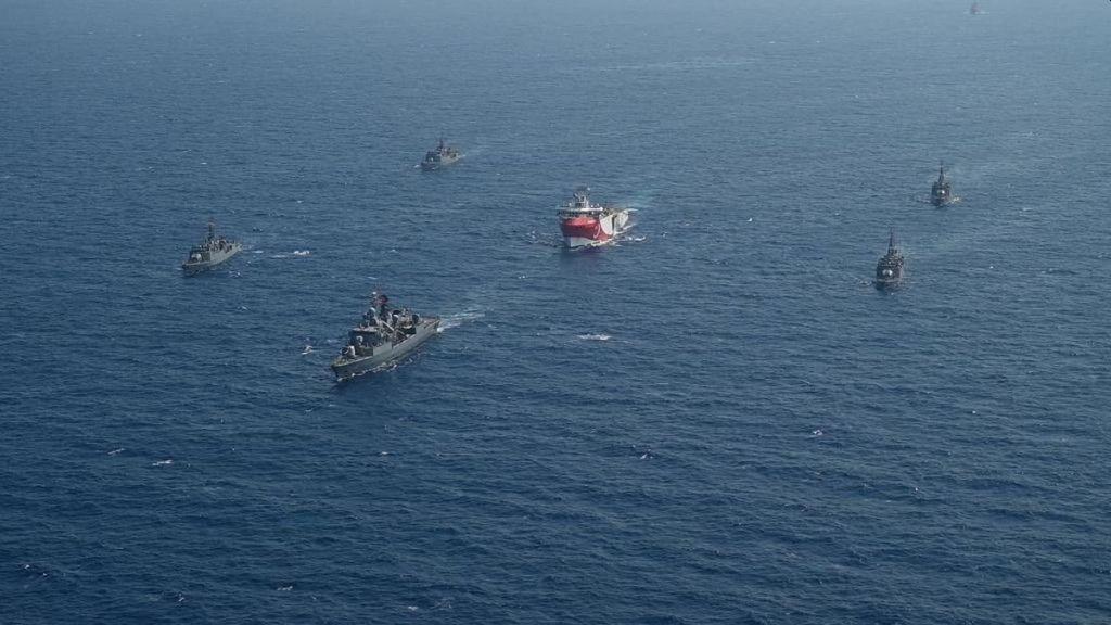 «Ρελάνς» από τους Αμερικανούς – Διεκδικούν να πάρουν τη διπλωματική πρωτοβουλία των κινήσεων στη Νοτιοανατολική Μεσόγειο