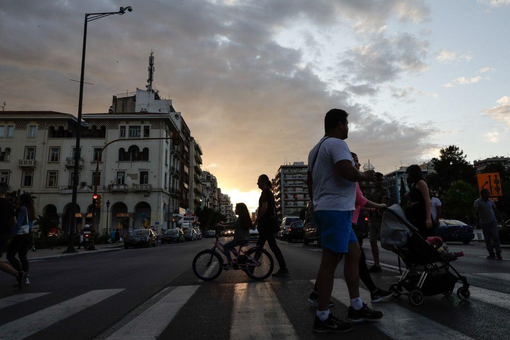 Κοροναϊός : Βελτιωμένη η εικόνα στη Θεσσαλονίκη – Τι δείχνουν τα λύματα