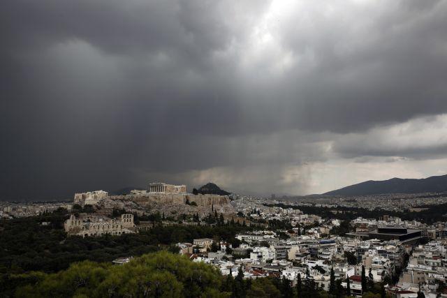 Νέο κύμα κακοκαιρίας με πτώση της θερμοκρασίας και καταιγίδες – Πόσο θα διαρκέσει [Χάρτες]