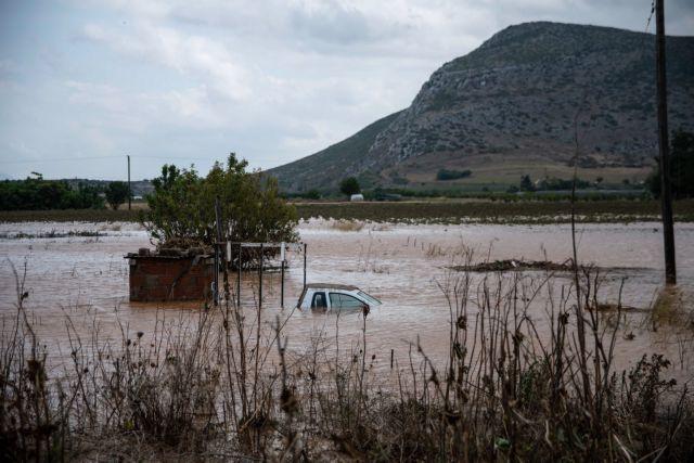 Ιανός: 40 εγκλωβισμένοι σε μοναστήρι στην Οξυά Καρδίτσας – Χωρίς ρεύμα, νερό για δύο μέρες
