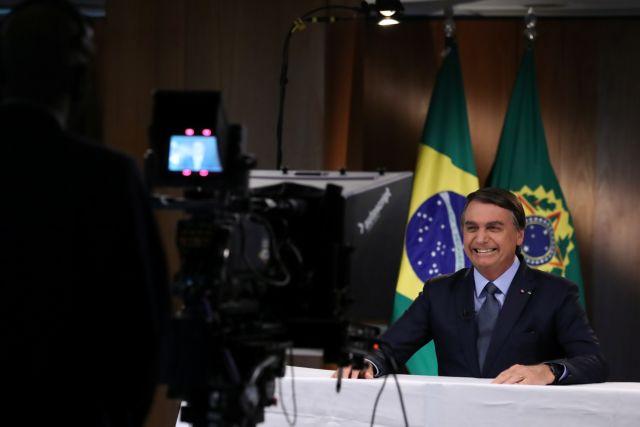 Βραζιλία : Αύξηση της δημοτικότητας του Μπολσονάρο μεσούσης της πανδημίας