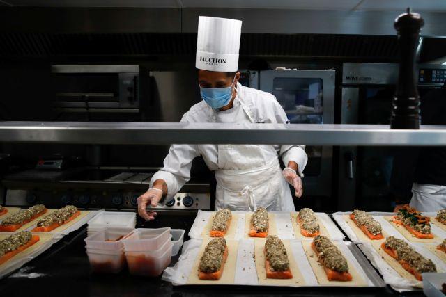 ΗΠΑ : Περίπου 150 σεφ και εστιάτορες ζητούν από τους Αμερικανούς να ψηφίσουν Μπάιντεν