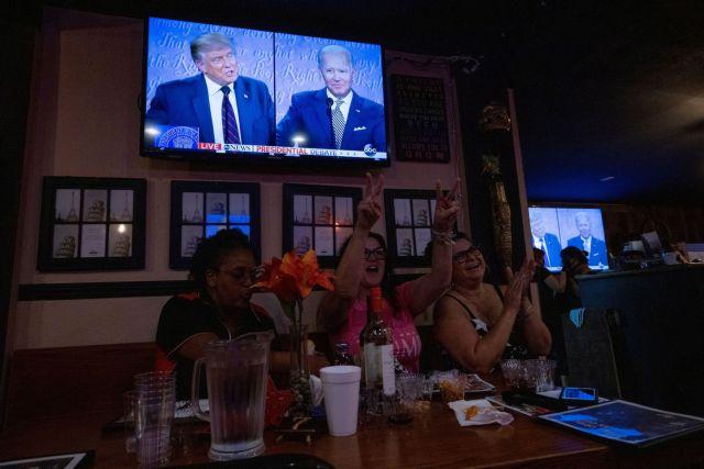 Το debate Τραμπ-Μπάιντεν και η παρακμή της Αμερικής
