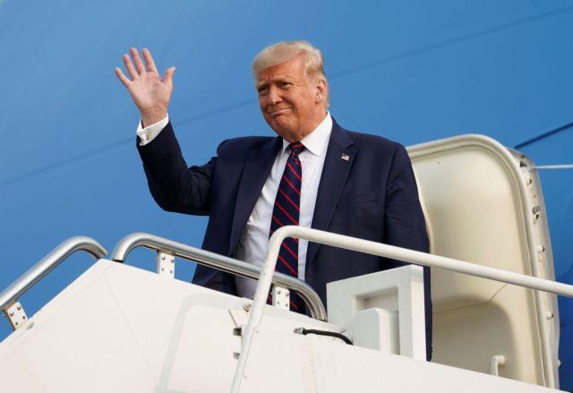 Δημοσκόπηση : Μεγάλοι χαμένοι της πανδημίας ο Τραμπ και οι ΗΠΑ