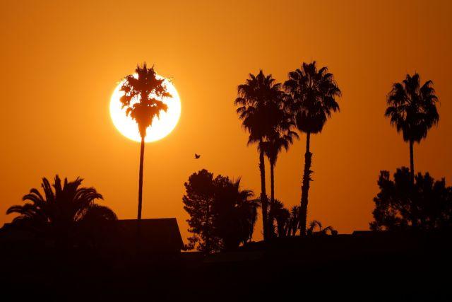 Κλιματική αλλαγή : Θερμοκρασίες-ρεκόρ για το βόρειο ημισφαίριο – Το πιο καυτό καλοκαίρι όλων των εποχών