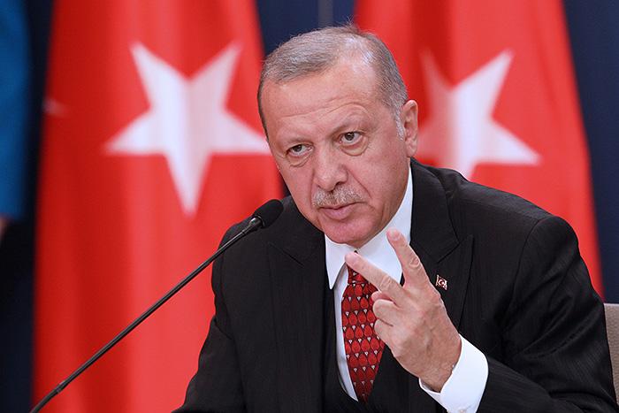 Πρώτα οι κυρώσεις και μετά ο διάλογος με τον Ερντογάν