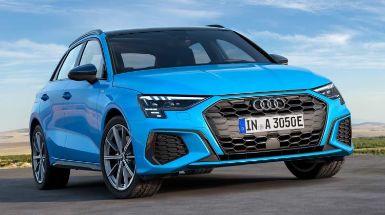 Το Audi A3 Sportback υποδέχεται μια νέα plug-in υβριδική έκδοση