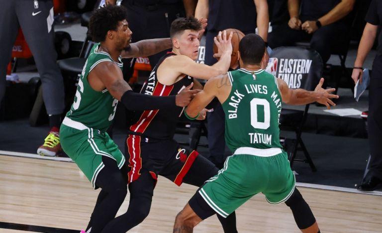 NBA : Παράταση ζωής για τους Σέλτικς