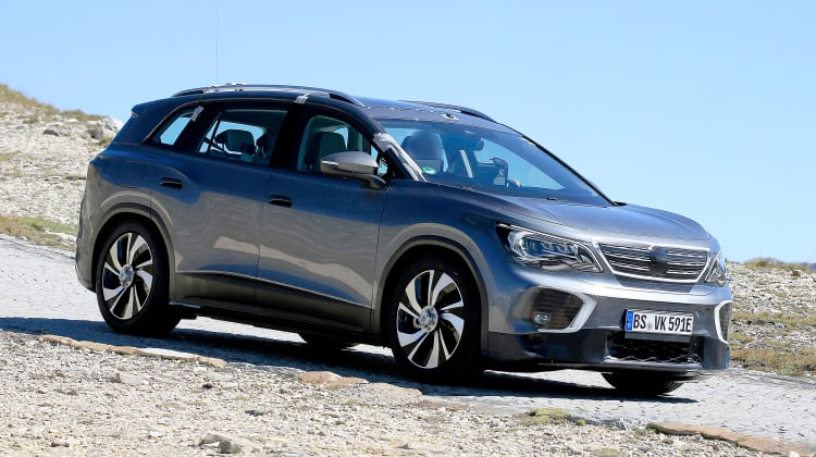 VW ID.6 : Ηλεκτροκίνηση σε επτά θέσεις